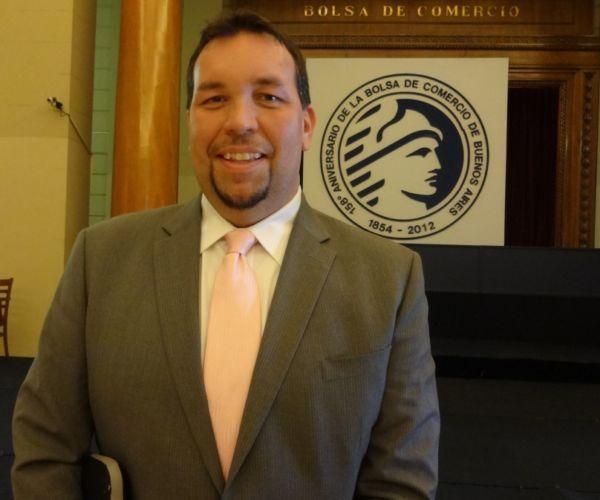 Gavin P. Smith - Buenos Aires Argentina Stock Exchange