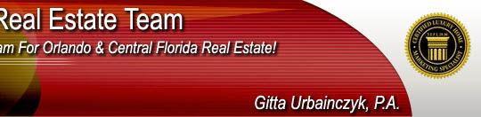 Gittas Real Estate Team Blog Header
