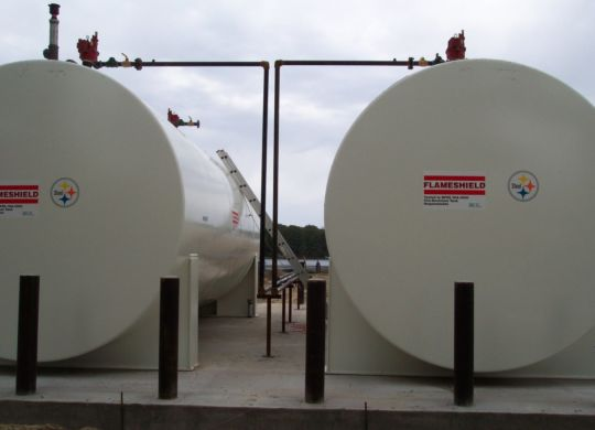 Gavin P Smith - Griffin Report - Florida - new above ground storage tanks