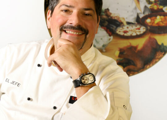 Gavin P Smith - Griffin Report - Chef Doug Rodriguez