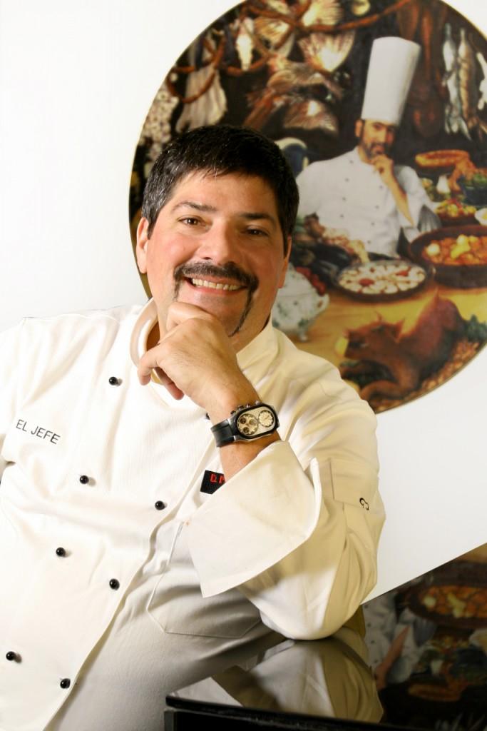 Gavin P Smith - Griffin Report - Chef Doug Rodriguez