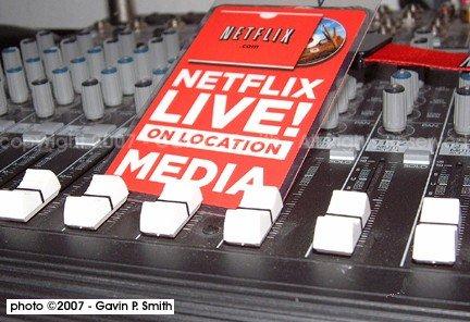 Journalism Photos – Netflix Live 2006