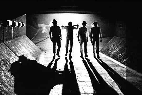 Film Analysis – A Clockwork Orange