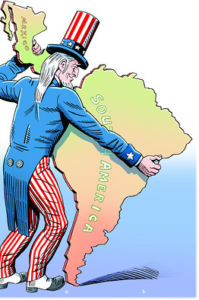 Uncle Sam Latin America