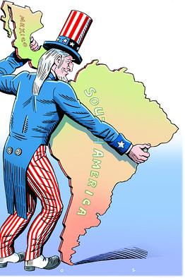Uncle Sam Latin America