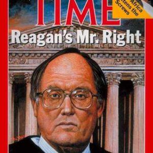 Chief Justice William Rehnquist