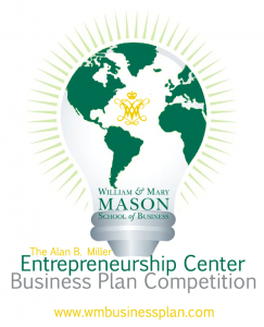 William & Mary Mason School of Business - Business Plan Competition Logo