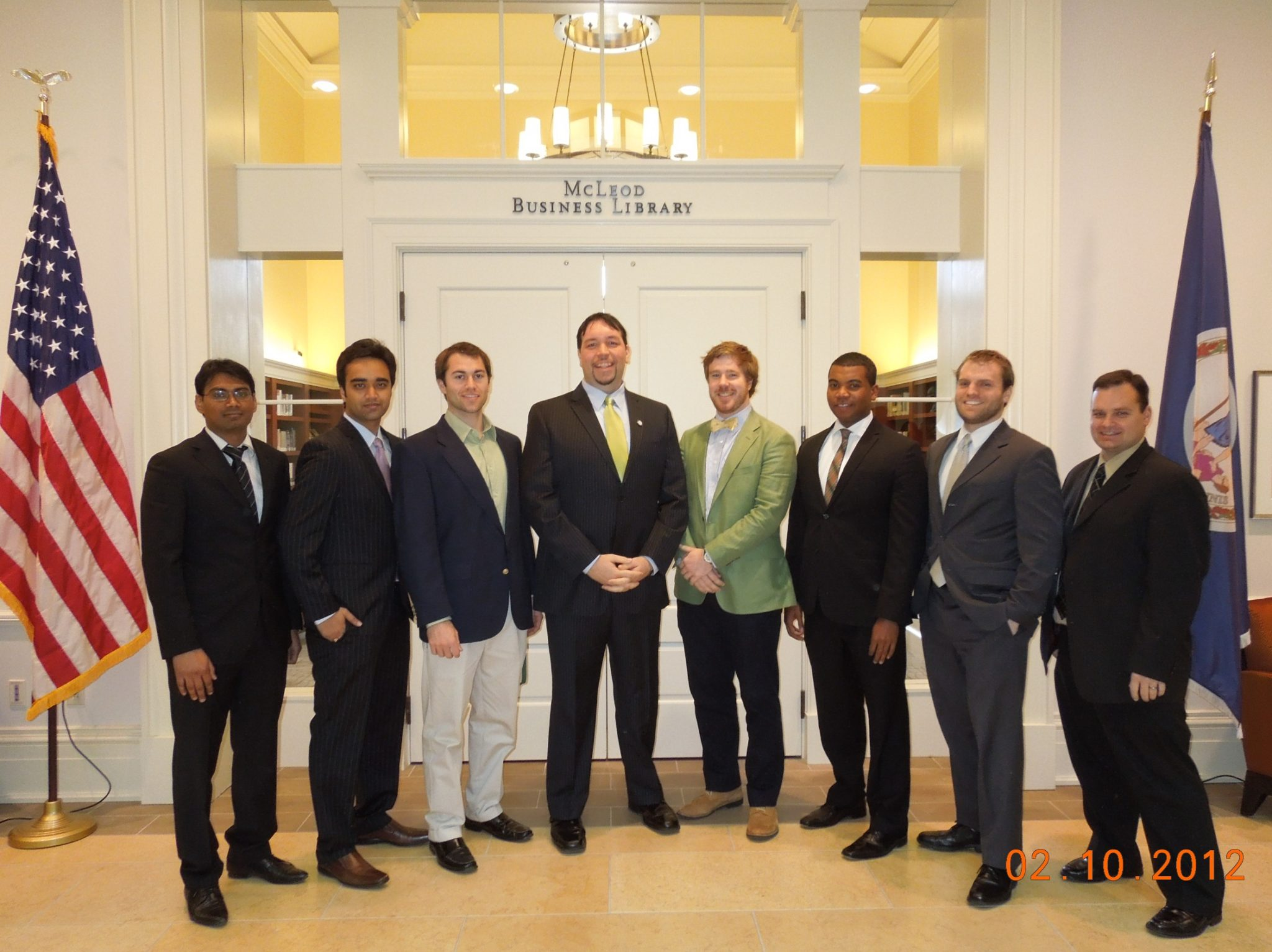 William & Mary Mason School of Business Clean Energy Junto Group