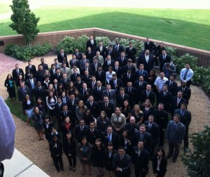William & Mary Mason School of Business Class of 2014