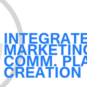 Gavin Consulting - Integrated Marketing Communications Plan Creation