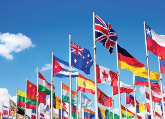 Gavin Consulting - Leadership - Global Mindset - Flags