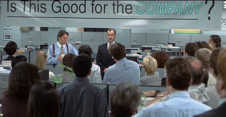 The Gavin Report - Are You Ruining Your Office Culture? (Office Space)