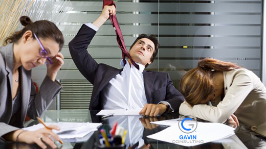 The Gavin Report - Are You Ruining Your Office Culture?