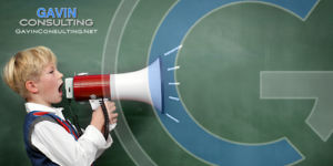 Gavin Consulting - The Gavin Report - Press Release Tips