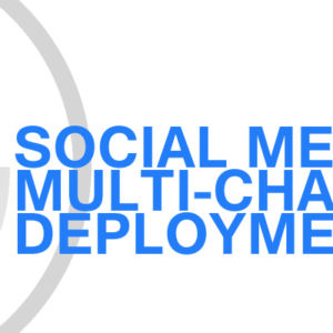 Gavin Consulting - Social Media Multi-Channel Deployment
