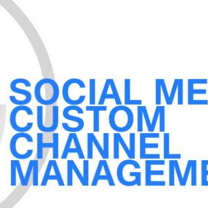 Gavin Consulting - Social Media Custom Channel Management