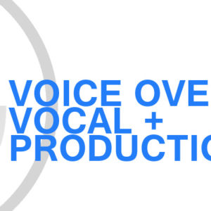 Gavin Consulting - Voice Over Vocal and Production