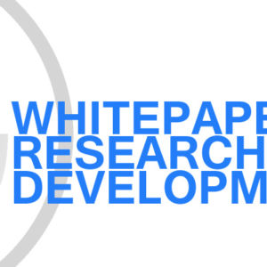 Gavin Consulting - Whitepaper Research and Development