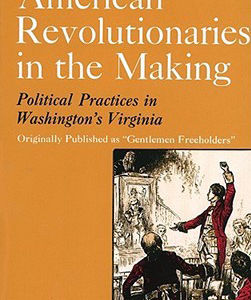 Gavin P. Smith Analysis - American Revolutionaries in the Making