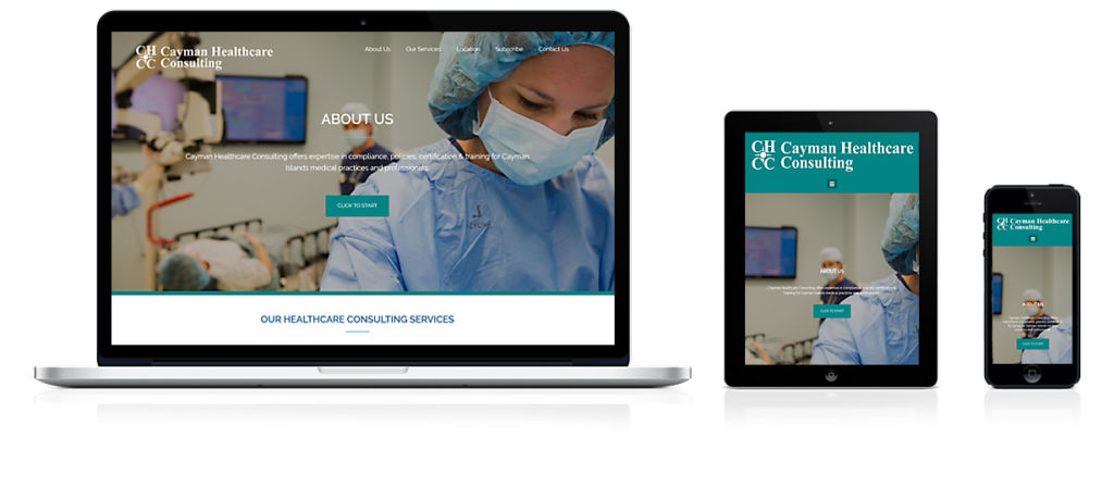 Gavin Consulting Client Work - Cayman Healthcare Consulting